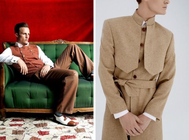 Civan atelier Istanbul jassen vintage inspired go with the vlo