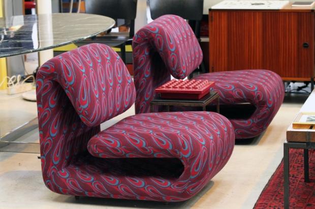 Design Icons stoelen klassiekers beurs go with the vlo