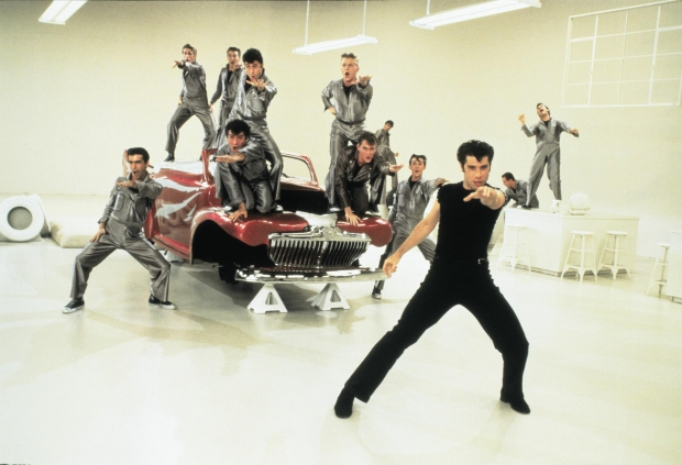 Grease John Travolta Greased Lightnin' go with the vlo