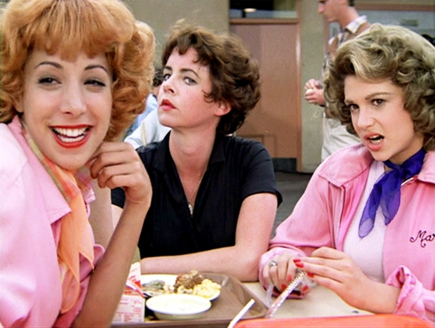 Grease Pink Ladies go with the vlo