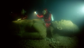 HERACG035 Canopus en Heracleion go with the vlo Egypte