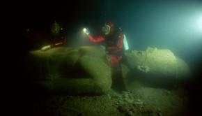 Duiken naar het Egyptische Atlantis