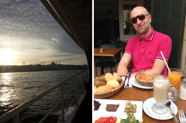 Istanbul Balat huis kopen Danny Post go with the vlo