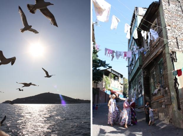 Istanbul Balat huisje kopen weg uit Nederland go with the vlo