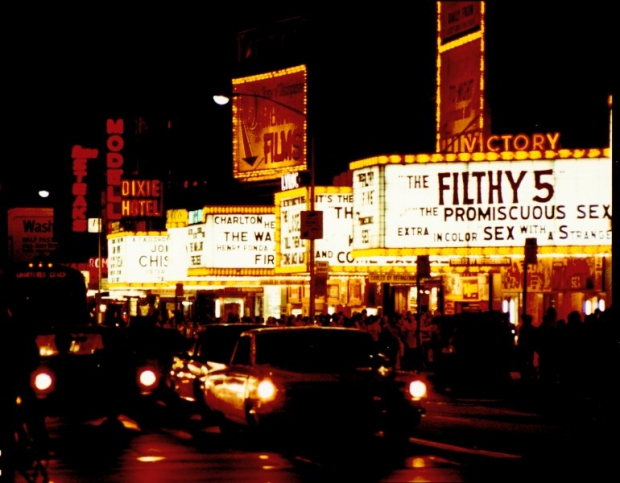 Times Square New York aftrekken