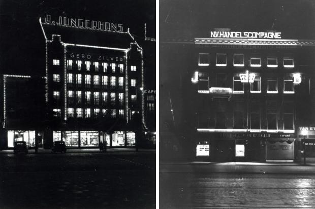 Francois Henri van Dijk Jungerhans NV Handelscompagnie Rotterdam avond jaren dertig go with the vlo 2