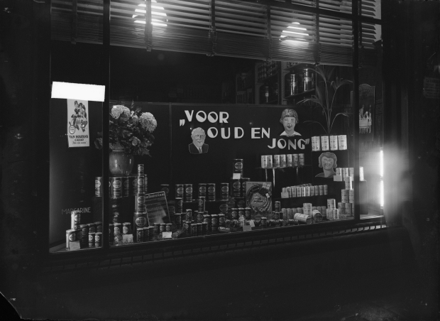 Francois Henri van Dijk Van Houten's Cacao Rotterdam avond 1929 go with the vlo 2