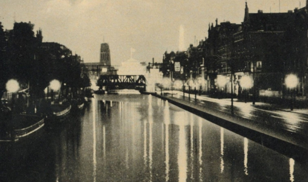 Schie 1933 Rotterdam avond go with the vlo