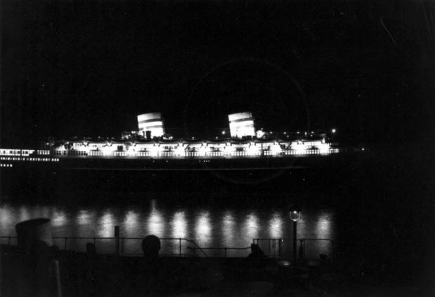 SS Nieuw Amsterdam 1938 Rotterdam Francois Henri van Dijk go with the vlo