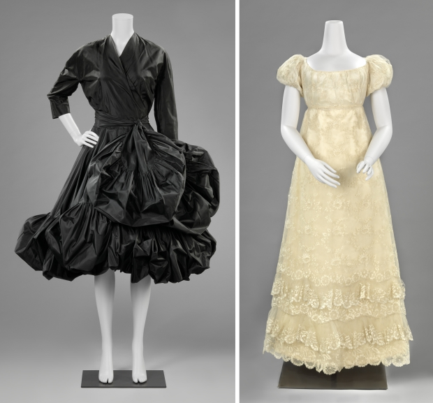 Catwalk Rijksmuseum Balenciaga jurken expositie go with the vlo