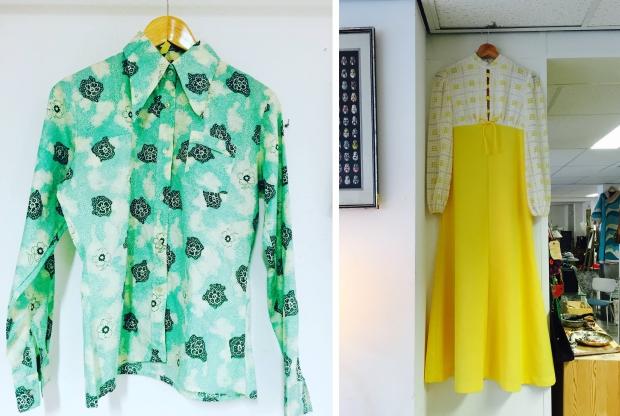 Emporium of Wonders kleding vintage overhemd jurk go with the vlo