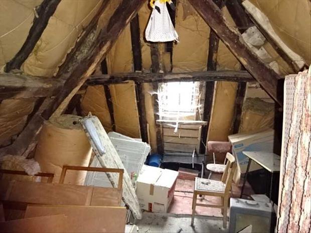 Frankrijk Valentijnsdag Aveyron huis te koop zolder go with the vlo