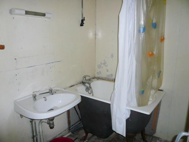 Frankrijk huis te koop Couterne badkamer go with the vlo