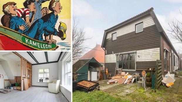 Friesland huis te koop Jeltesloot De Kameleon go with the vlo