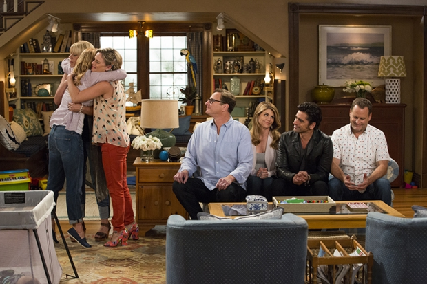 Full House reunie nieuwe serie Netflix go with the vlo