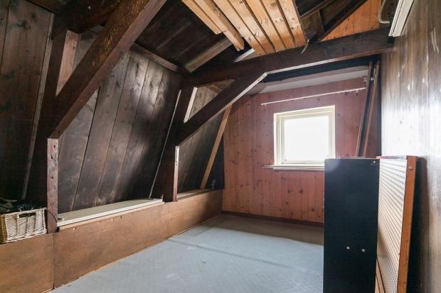 Hommerts huis te koop slaapkamer go with the vlo opknappertje
