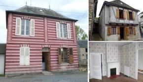 Opknappertje Valentijnsdag huizen Frankrijk te koop go with the vlo liefde