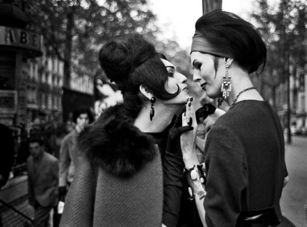 Place Blanche fotoboek jaren zestig transseksueel go with the vlo