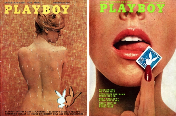 Playboy oude nummers tijdschriften go with the vlo