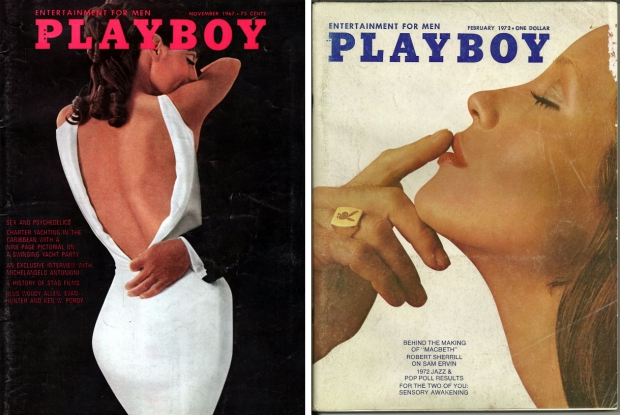 Playboy tijdschriften covers sixties go with the vlo