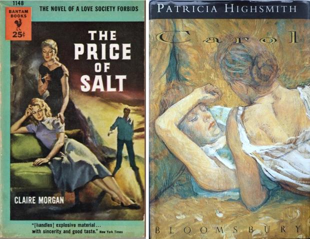 Price of Salt Carol Patricia Highsmith lesbisch boeken Danny Post go with the vlo