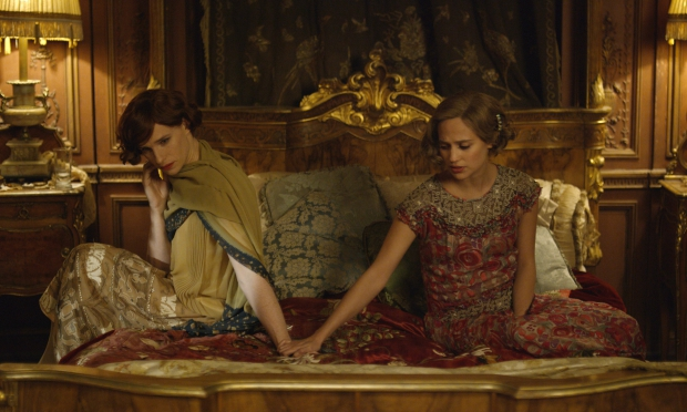 The Danish Girl transgender Lili Elbe film go with the vlo