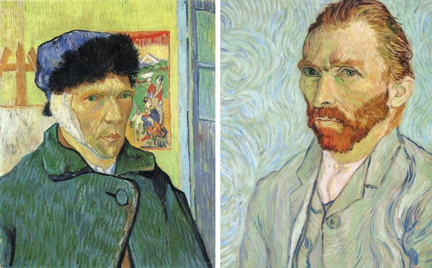 Vincent van Gogh slaapkamer oor go with the vlo
