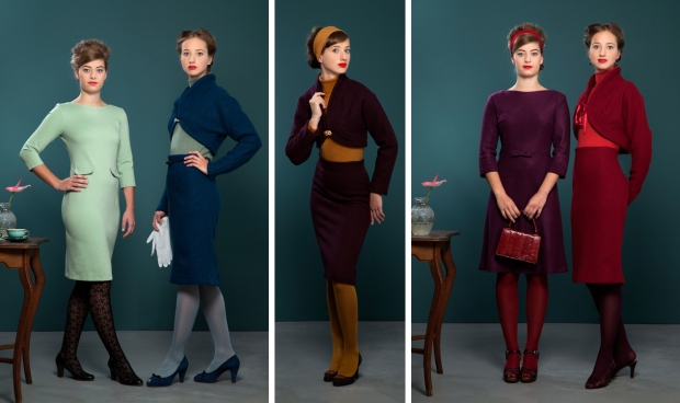 Cafe Couture fifties go with the vlo 3