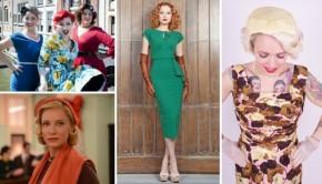 Shopping tips: kleed jezelf als fifties vamp Carol