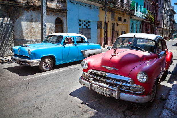 Cuba oldtimers go with the vlo