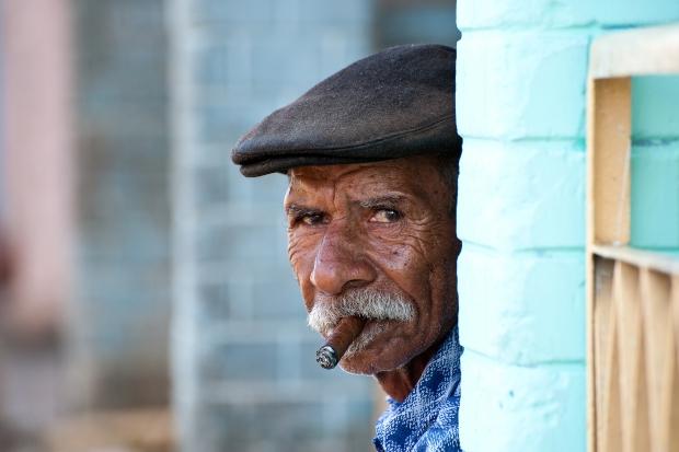 Cuba sigaar go with the vlo