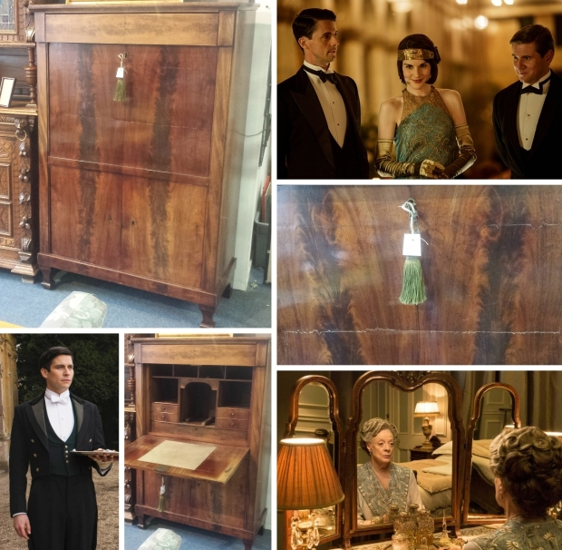 Downton Abbey secretaire go with the vlo