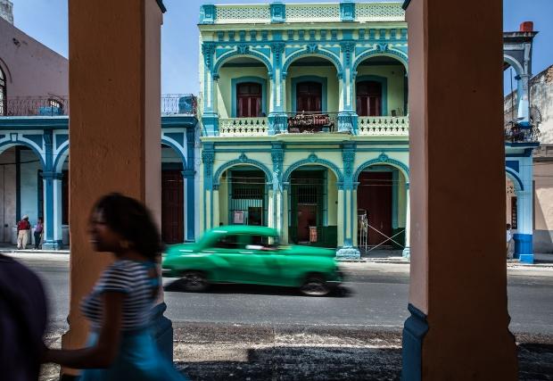 Havana groen huis go with the vlo
