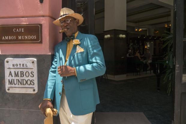 Havana man sigaar go with the vlo