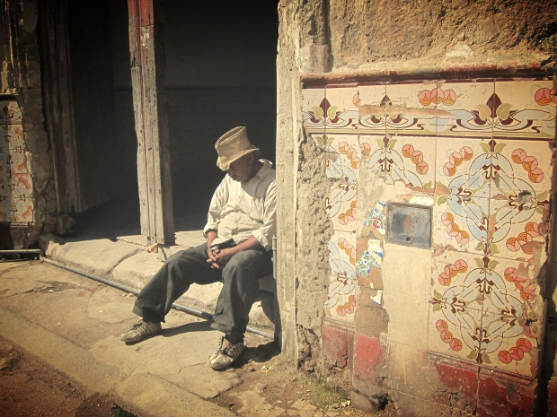 Havana muur go with the vlo