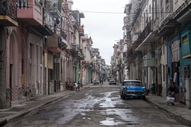 Havana oldtimer go with the vlo