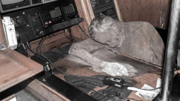Manfred Bajorat zeiler dood mummie go with the vlo