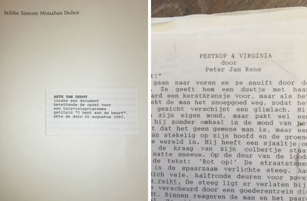 Peter Jan Rens boek go with the vlo