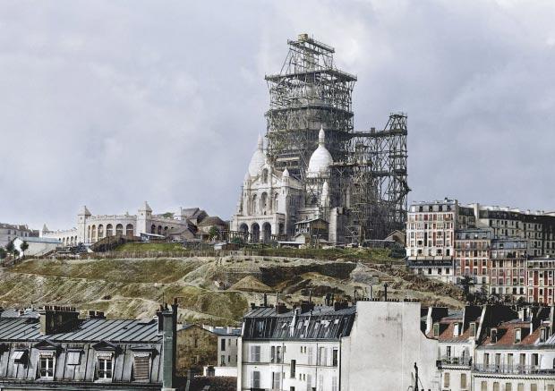 Sacre Coeur bouw go with the vlo