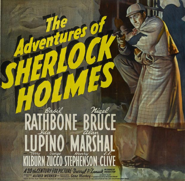Sherlock Holmes veiling go with the vlo 4