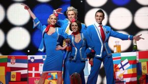 Eurovisie flaters go with the vlo