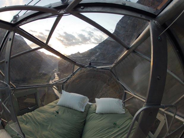 Skylodge Adventure Suites Peru go with the vlo 2