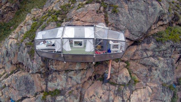 Skylodge Adventure Suites Peru go with the vlo