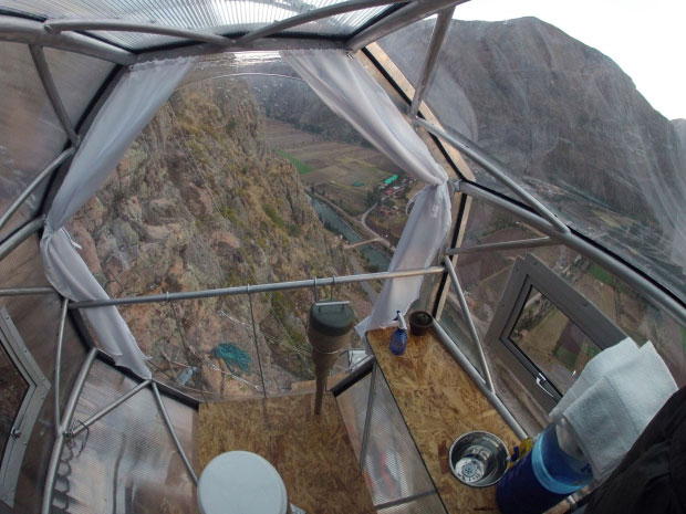 Skylodge Adventure Suites go with the vlo 11