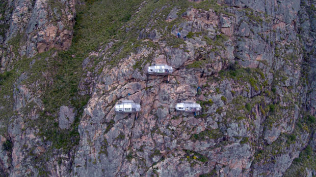Skylodge Adventure Suites go with the vlo 16