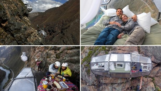 Skylodge Adventure Suites go with the vlo 17