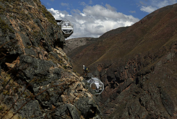Skylodge Adventure Suites go with the vlo 3