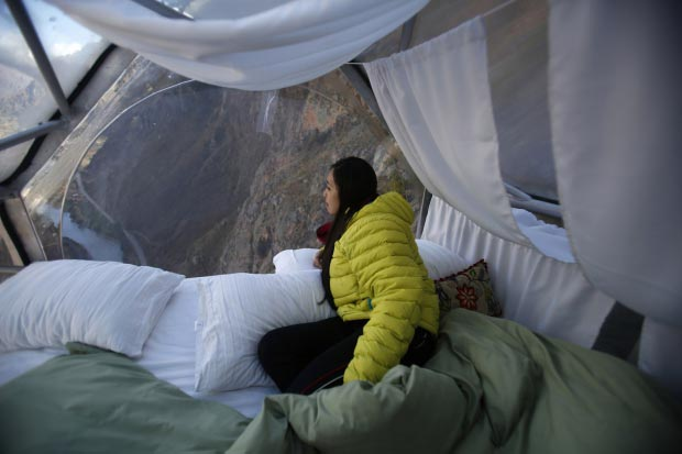 Skylodge Adventure Suites go with the vlo 5