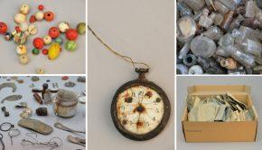 Duizenden spullen Auschwitz-slachtoffers ontdekt