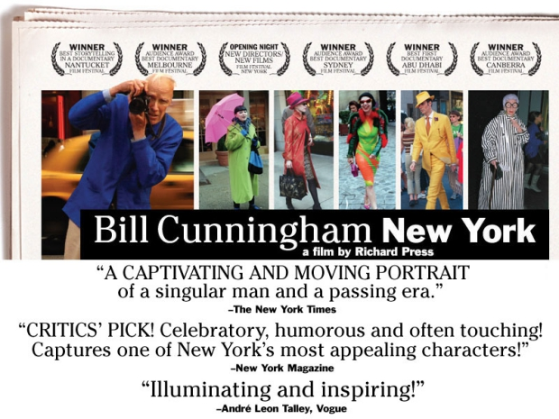 Bill Cunningham straatfotografie go with the vlo